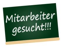 C.Müllere.K. Mitarbeiter gesucht