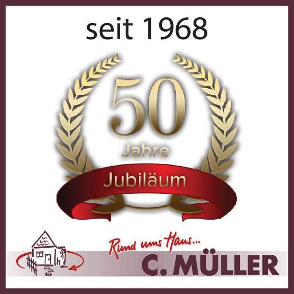 50 Jahre C. Müller e.K.